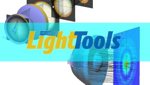 Lighttools项目全流程视频教程